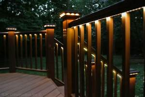 Lighting, The, External, Staircase