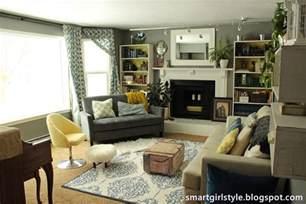 smartgirlstyle living room makeover - Livingroom Makeovers