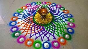 Diwali 2017 Special: 10 amazing rangoli designs and ideas