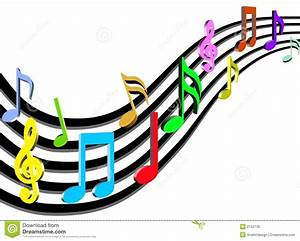 Music Notes Clipart Colorful | Clipart Panda - Free ...