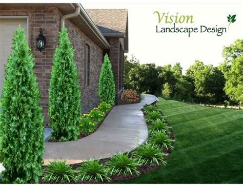 front sidewalk landscaping pin by n k on gardening pinterest