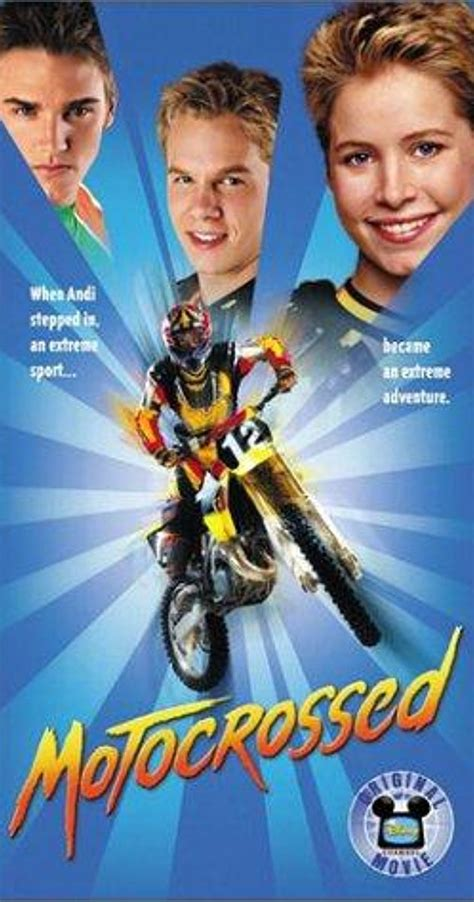 what channel is the motocross race motocrossed tv movie 2001 imdb