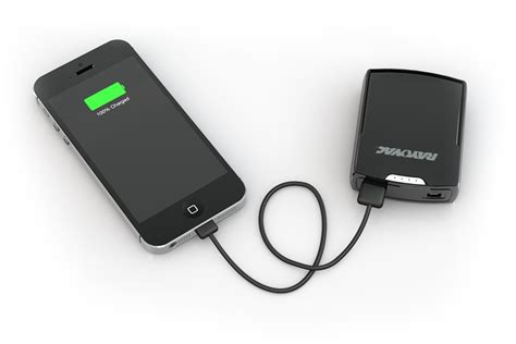 Rescuer 1x Portable Phone Charger
