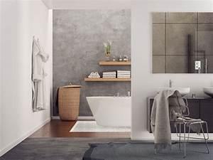 Aménager Salle De Bain : am nager sa cuisine et sa salle de bain les maisons extraco ~ Melissatoandfro.com Idées de Décoration