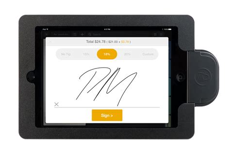 Ipad Pos Hardware For Restaurants Breadcrumb Pos By Upserve