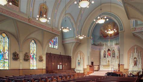 sacred heart catholic church rdg planning design