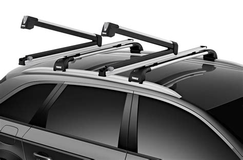 Thule Snowpack Extender 732501 (up To 6 Pairs Of Skis Or 4