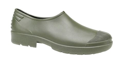 mens slip on garden shoes outdoor pvc clogs mules