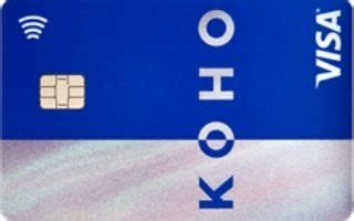 This fee is not dependent on exchange rates. KOHO Prepaid Visa Review 2021: Is it the best prepaid card?