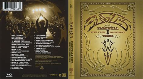 eagles farewell tour melbourne ray blu 2005 r1 label dvdcover whatsapp tweet email