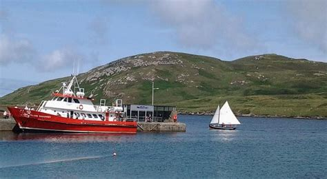 Fishing Boats In Ireland Done Deal by A Traditional Sailing Boat Based In Cleggan