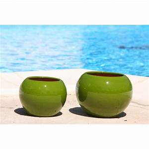Couleur Soleil Albi : bor al mousse citron c ramique verte les poteries d 39 albi ~ Melissatoandfro.com Idées de Décoration