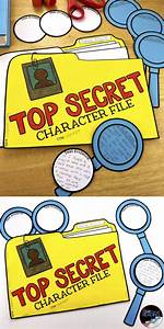 Fiction Reading Crafts Set 1  Analyzing A Character
