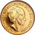 10 Gulden - Wilhelmina - Netherlands – Numista