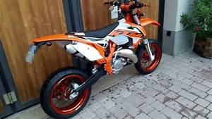 Super Moto Ktm : ktm exc 125 2016 supermoto youtube ~ Kayakingforconservation.com Haus und Dekorationen