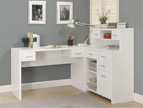 Small White Corner Desk  New Furniture