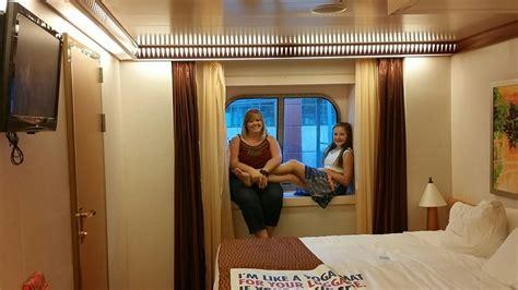 oceanview cabin   carnival dream category