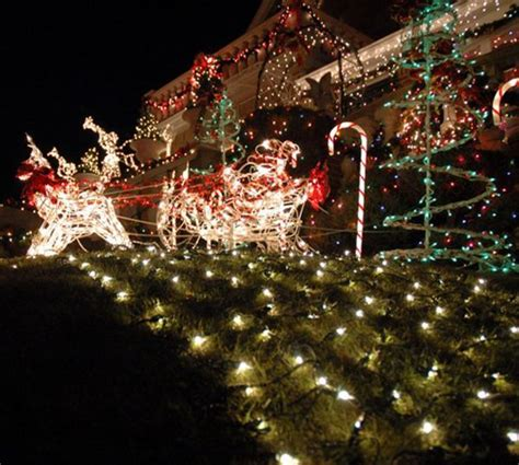 awesome outdoor lights house decorating