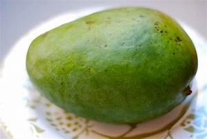 The Enchanted Cook: Green Mango FroYo