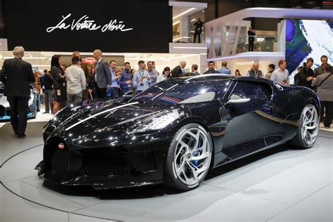 At .5 Million This Bugatti Is The Most Expensive New