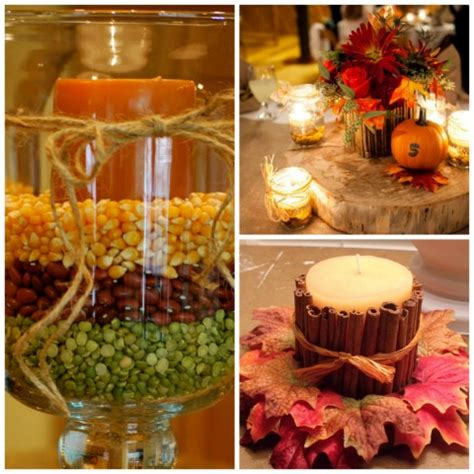 how to make a fall centerpiece easy inexpensive fall centerpiece for wedding tables the poughkeepsie grand hotel