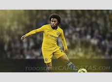 Chelsea FC Nike Away Kit 201819 Todo Sobre Camisetas