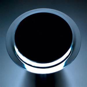 Lampe Led A Pile : lampe led bumper piles chrome deco lumineuse ~ Dailycaller-alerts.com Idées de Décoration