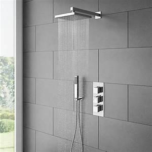 Moderne Badezimmer Mit Dusche : gemauerte dusche als blickfang im badezimmer vor und nachteile ~ Sanjose-hotels-ca.com Haus und Dekorationen