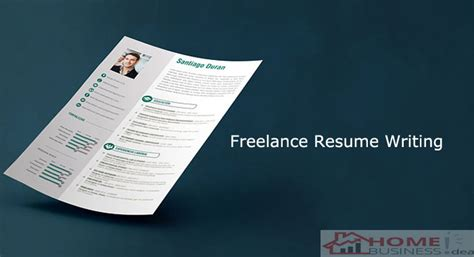 build your career in freelance resume writing