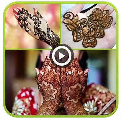 Mehndi Easy App Henna Icon Android Simple