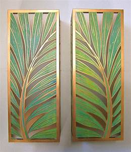 coconut palm sconces tropical wall sconces hawaii With tropical wall decor