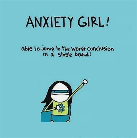 Anxiety Meme - anxiety girl funny meme picture