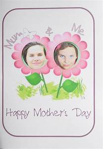 Mother's Day Craft: Mum and Me Card | Be A Fun Mum