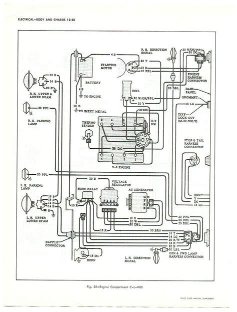 gmc truck wiring diagram catalog auto parts catalog