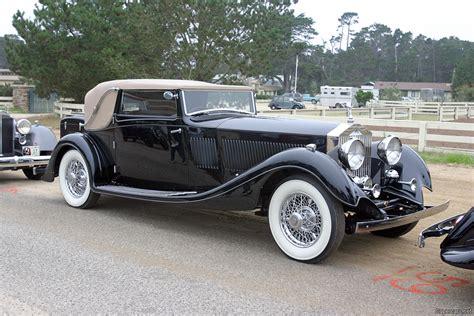 1931 Rolls-royce Phantom Ii Continental
