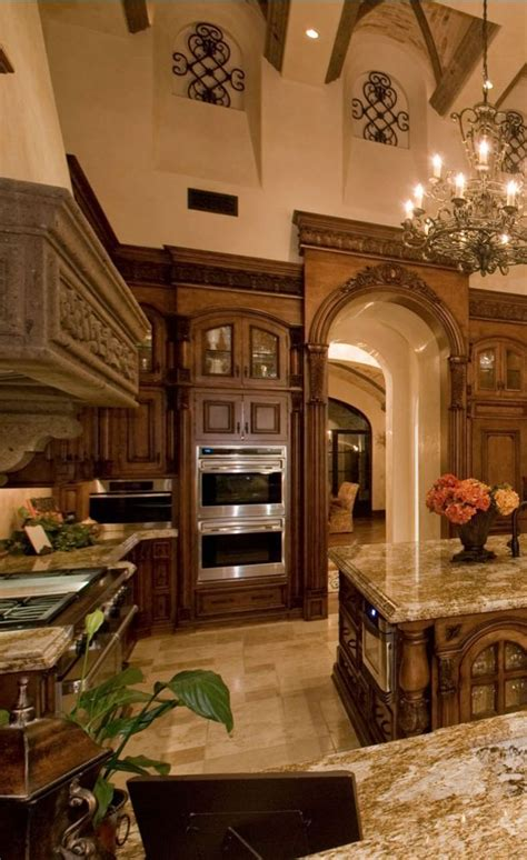 tuscan style homes interior style homes kitchen pixshark com images