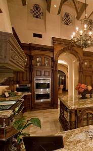 25 best ideas about old world kitchens on pinterest With best brand of paint for kitchen cabinets with custom wall word art