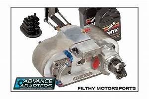 Advanced Adapters Atlas 2 Speed Transfer Case