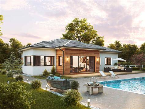 Häuser Mit Einliegerwohnung by Vario Fertighaus Bungalow S141 Mit Einliegerwohnung