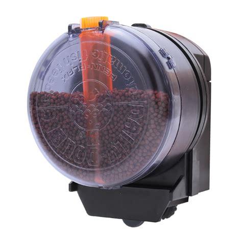 automatic fish feeder aquarium fish tank automatic fish feeder alex nld