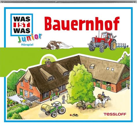 was ist a was ist was junior cd bauernhof tessloff shop