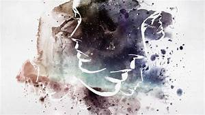 Abstract Art Face Background 1 HD Wallpapers | Art ...