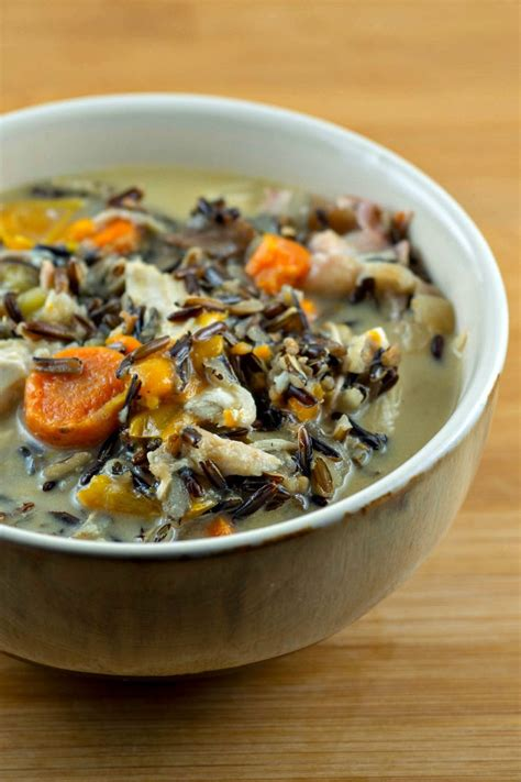 If you have picky eaters, you could. Instant Pot Turkey Soup with Wild Rice- Upstate Ramblings