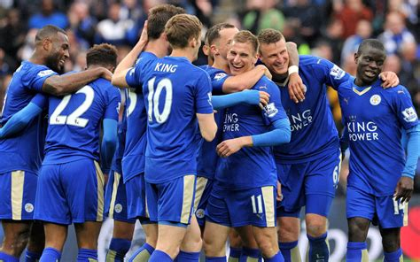 Leicester City Premier League champions rated: player by ...