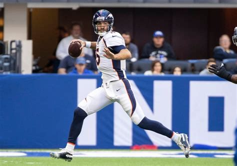 Broncos' QB Joe Flacco Will Miss at Least 6 Weeks with ...