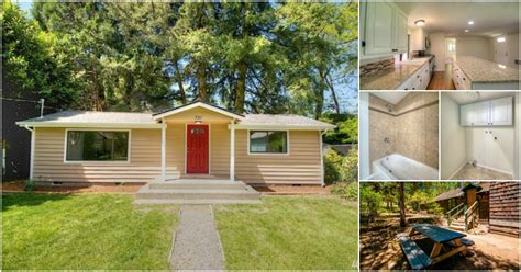 Charming Tiny House for Sale in Olympia, Washington for