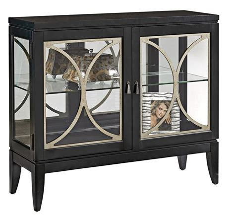 Pulaski Curio Display Cabinet In Black Granite by Top 18 Ideas About Modern Mojo On Black