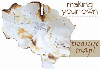 Map Making Treasure Own Maps Jessicalynette Gone