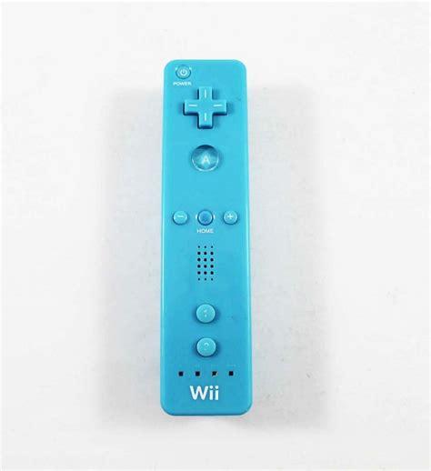 Nintendo Wii Controller Light Blue