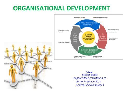 organisational development bcom vith sem optional